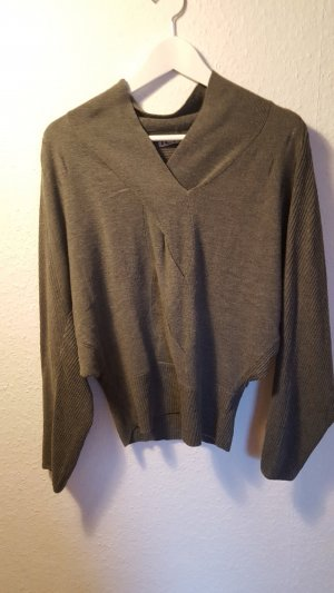Ichi Wool Sweater grey