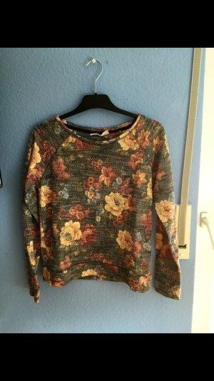 Pullover mit Floralprint/Blumen von C&A