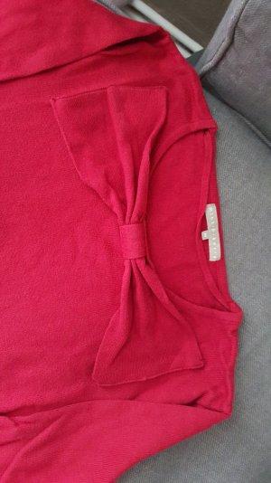 Pullover mit großer Schleife, mint&berry