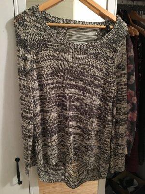 Pullover mit interessantem Rückendetail
