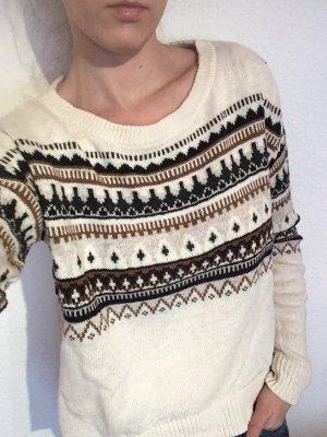 Pullover mit Jaquardmuster von H&M