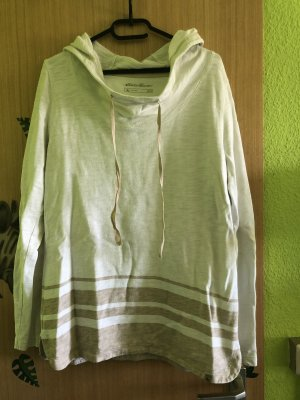 Hooded Sweater natural white-cream