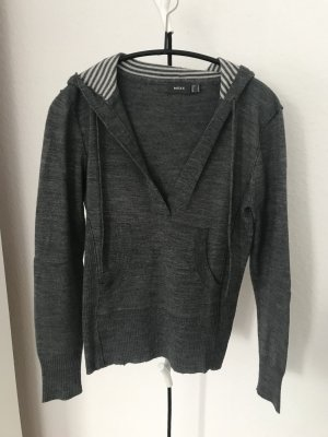 Pullover mit Kapuze MEXX mit raffinierter Kapuze