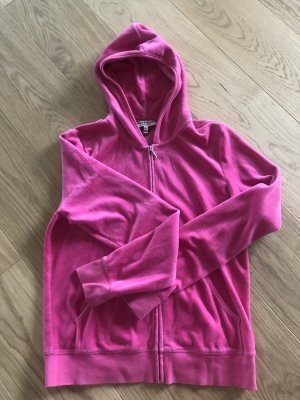 Juicy Couture Capuchon sweater roze