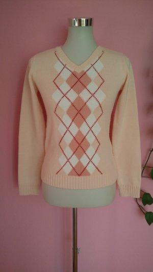 Pullover mit Karomuster (K2)