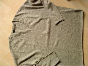 Pullover mit Kaschmir in 44 grau