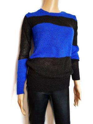 Pullover mit Kontrast Mango Gr.34