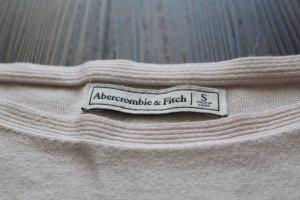 Abercrombie & Fitch Maglione rosa chiaro Cotone