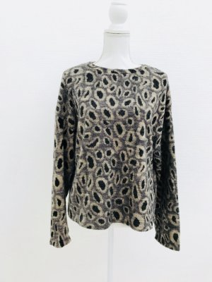Pullover mit Leopardprint von Zara, Gr. 26 / S