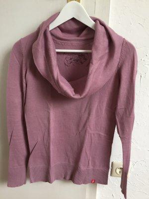 Pullover mit lockerem Rollkragen von Esprit