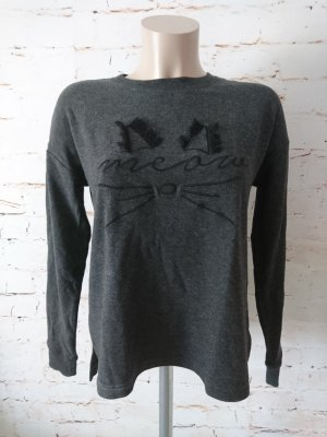 Pullover mit meow