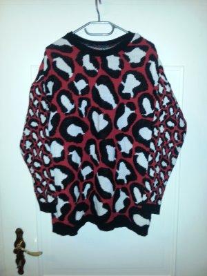 Pullover mit Muster von Pimkie