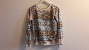 Pullover mit Musterung