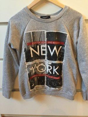 Pullover mit New York Aufdruck