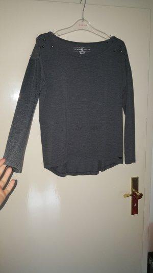 Pullover mit Nieten von TomTailor