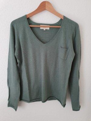 Pullover mit Nietendetails