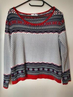 AJC Norwegian Sweater multicolored