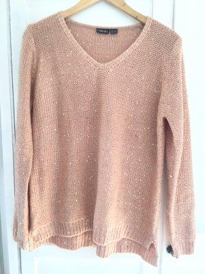 Esmara Knitted Sweater dusky pink