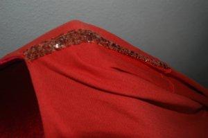 Pullover mit Pailletten am Ärmel von PROMOD