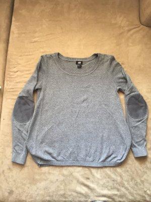 Pullover mit Patsches