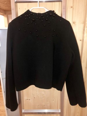 & other stories Sweater black wool