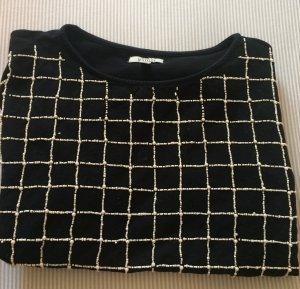 Pullover mit Perlenstickerei von Zara