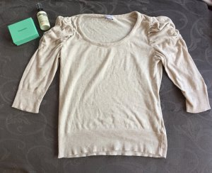 Pullover mit 'Plusterärmeln'