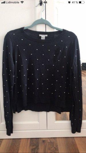 Pullover mit Punkten H&M