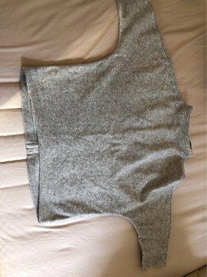 Pullover mit Reißverschluss am Rücken