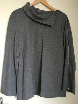 Pullover mit Reißverschlussärmel