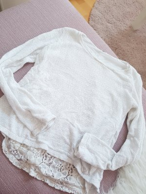 pullover mit rückenauschnitt ♡