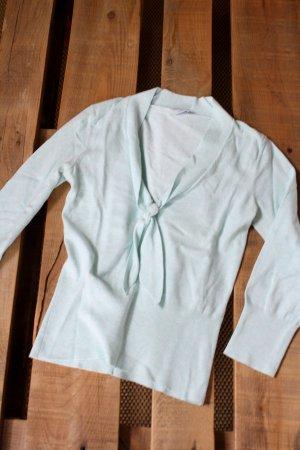 Pullover mit Schleife und 3/4-Arm