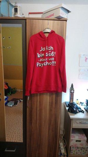 Pullover mit Spruch