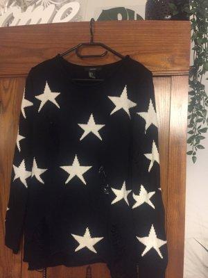 Pullover mit Sterne