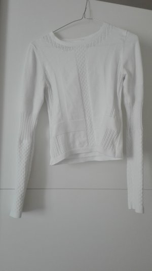 Pullover mit Strickmuster, neuwertig