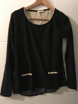 Pullover mit stylischem Muster