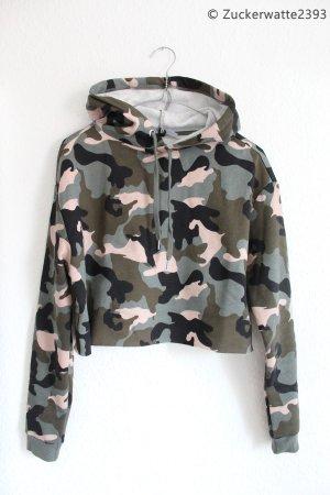 Pullover mit Tarnmuster Military Print H&M
