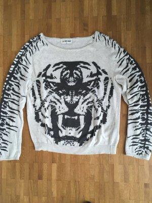 Pullover mit Tigerkopf von Rich & Royal