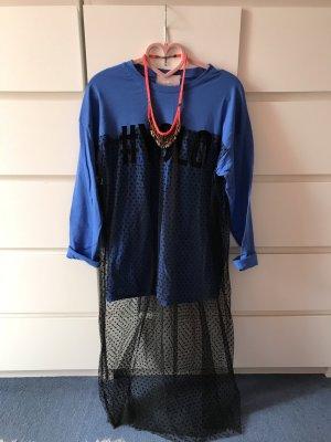 Pullover mit Tüllkleid aus Korea NEU