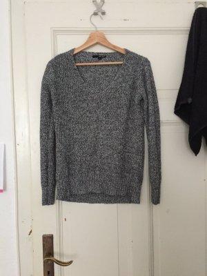 Pullover mit V-Auschnitt in XS