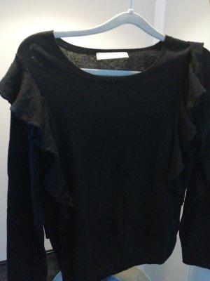 Pullover mit Volants von Oui