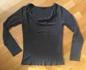 Pullover mit Wasserfall-Kragen, Gr. L - Vero Moda