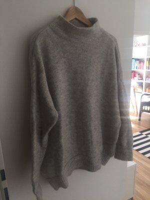 Pullover mit Wollanteil