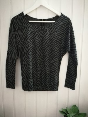 Pullover mit Zebramuster gr. xxs-xs