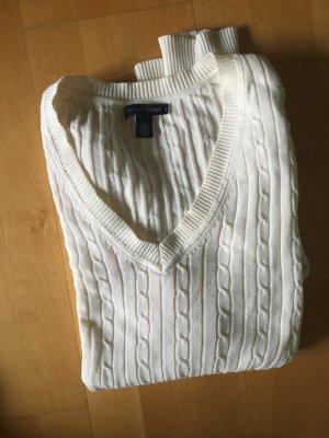 Tommy Hilfiger Pull blanc cassé-crème