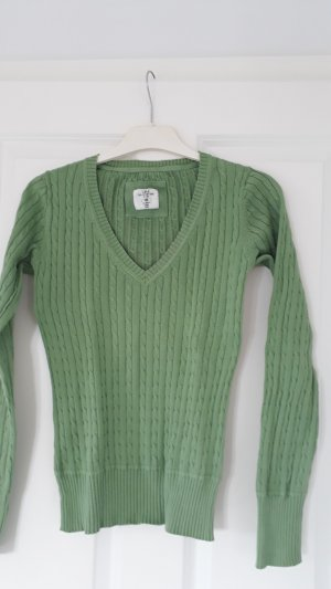 H&M L.O.G.G. Sweater lichtgroen