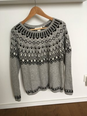 Pullover Norwegermuster H&M