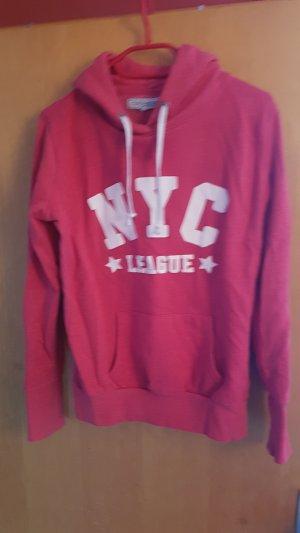 Pullover NYC für Damen Gr. M von Clockhouse