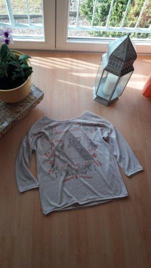 Pullover/Oberteil mit Muster