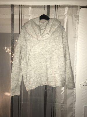 Pullover Only beige in Größe M